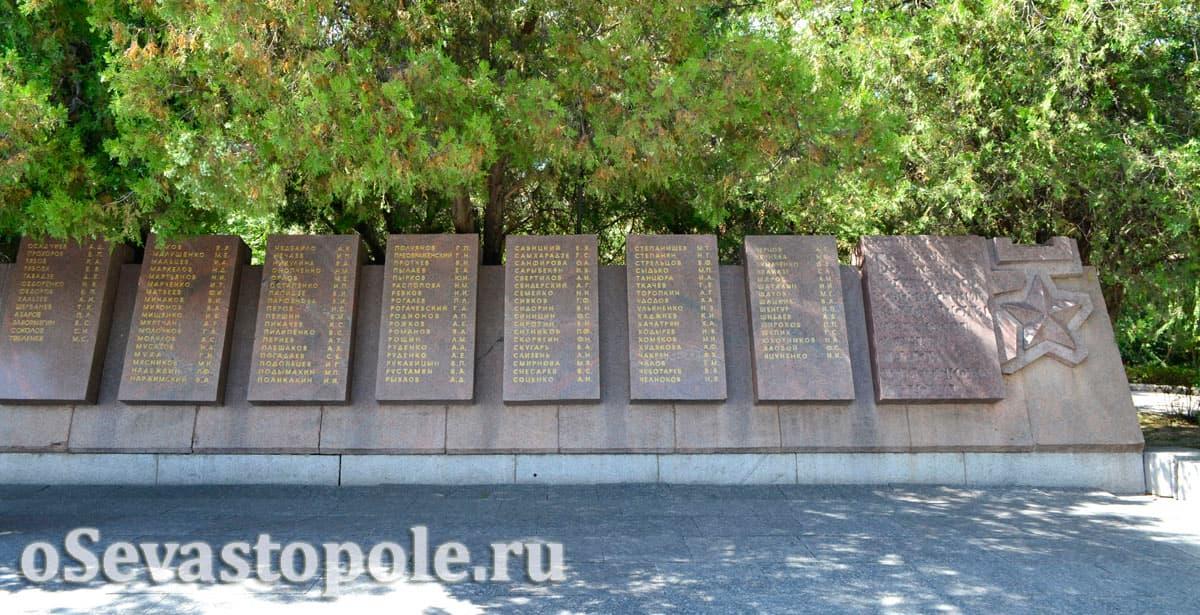 Мемориал на Сапун-горе в Севастополе