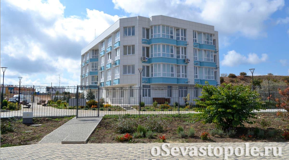 Гостиницы у Солдатского пляжа в Севастополе