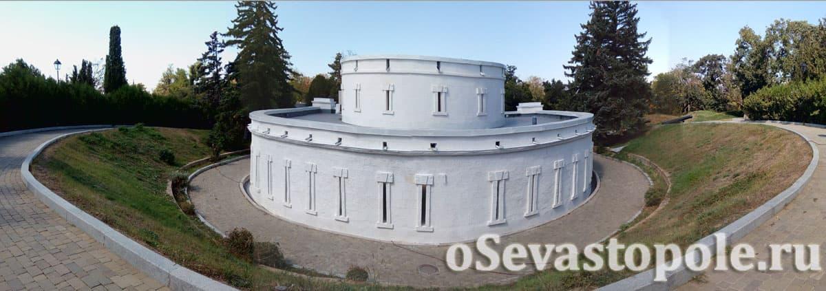 Оборонительная башня на Малаховом кургане