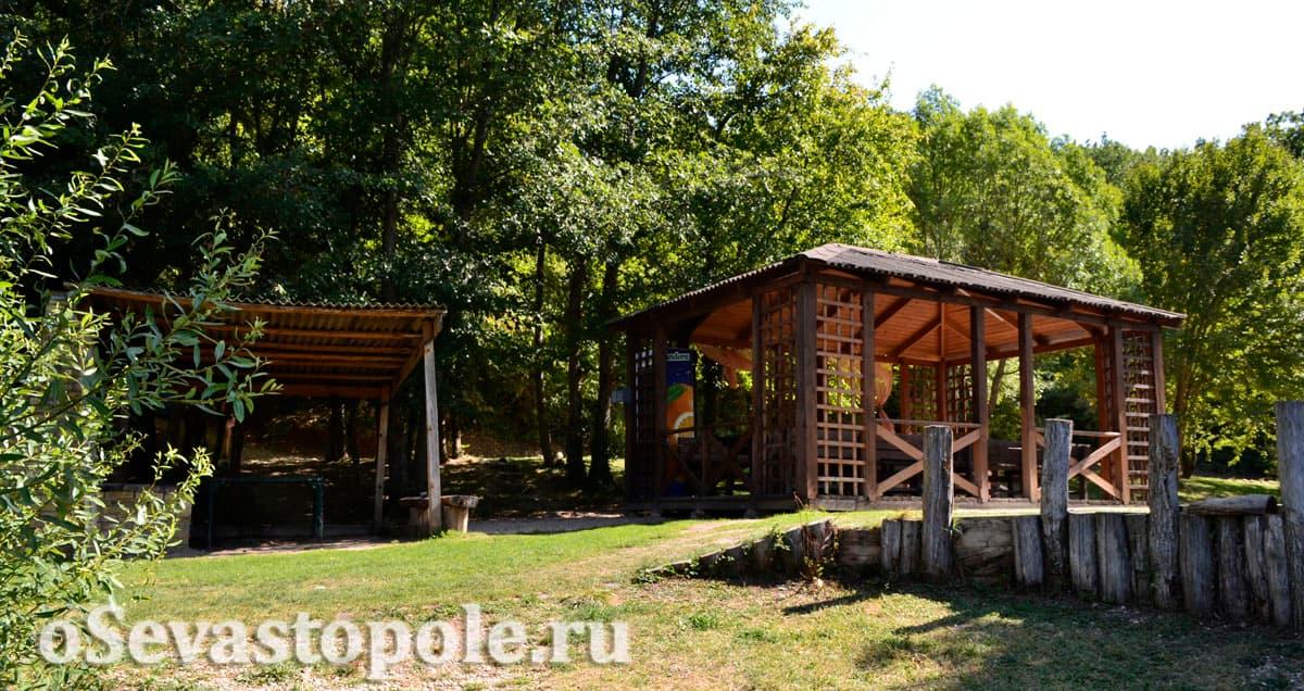 Отдых на Тороповой даче