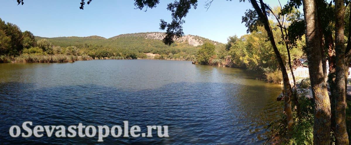 Пруд на Тороповой даче