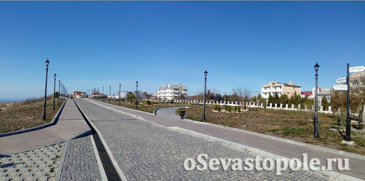 парк Фиолент Севастополь