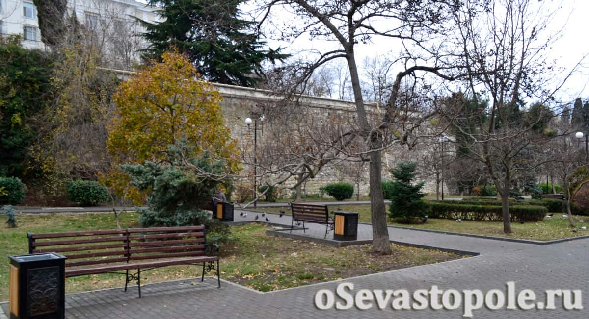 Екатерининский сквер Севастополь