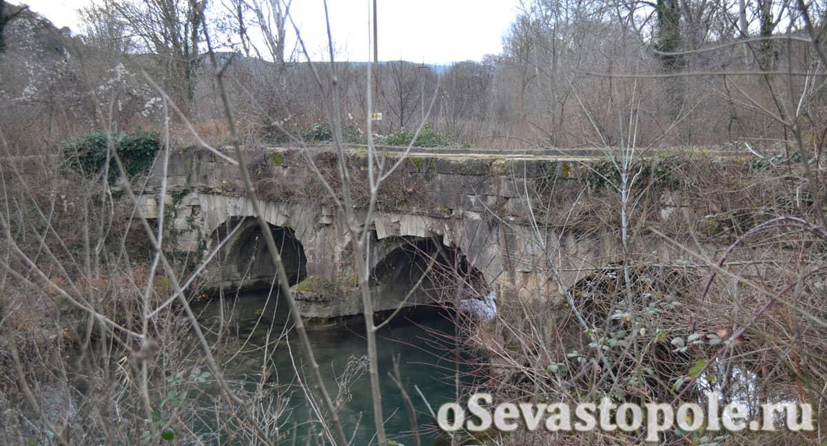 Акведук на Черной речке