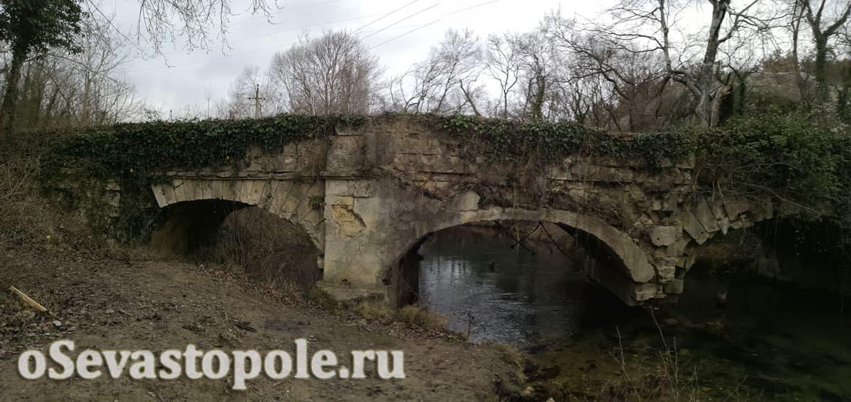 Чоргуньский мост акведук