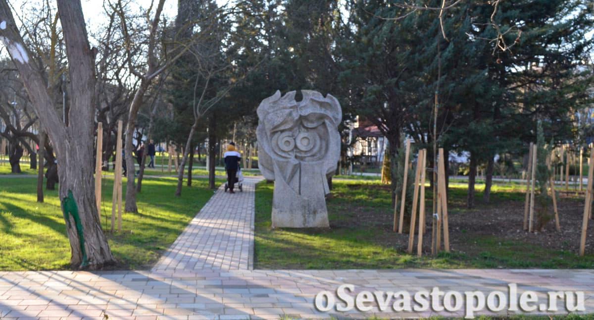Парк 60-летия СССР в Севастополе