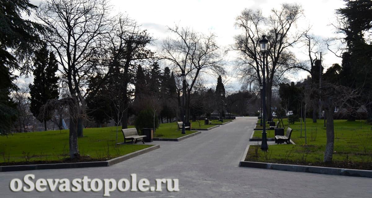 Парк Ленинского комсомола