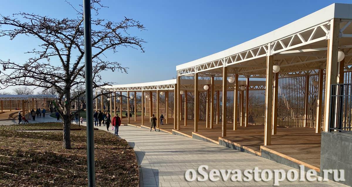 Парк Учкуевка Севастополь фото