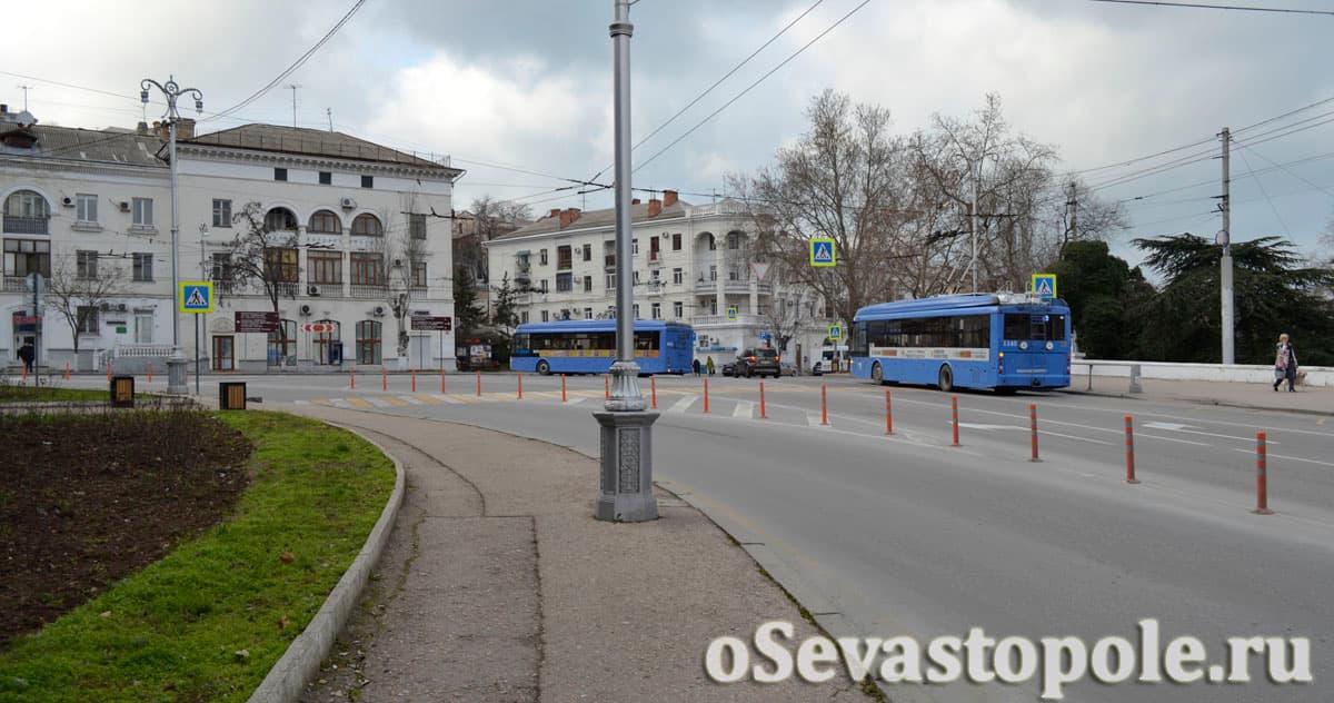 Площадь Суворова в настоящее время
