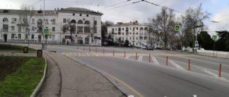 Площадь Суворова в Севастополе