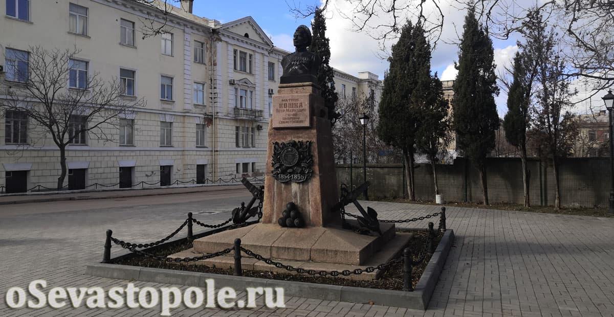 Памятник матросу Кошке Севастополь