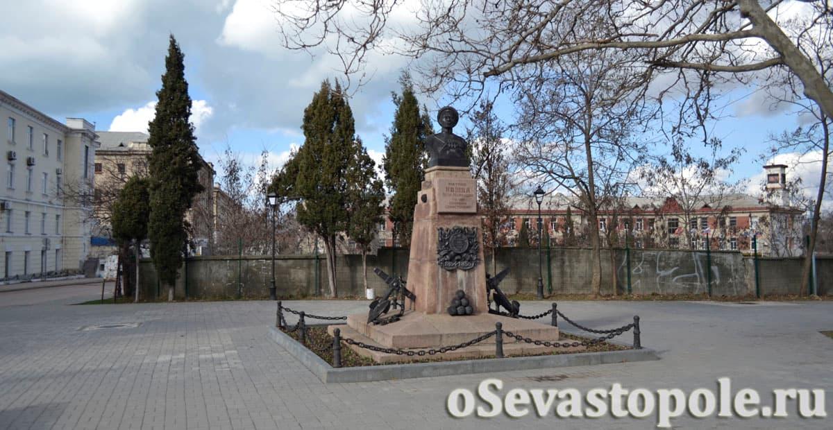 Памятник матросу Кошке
