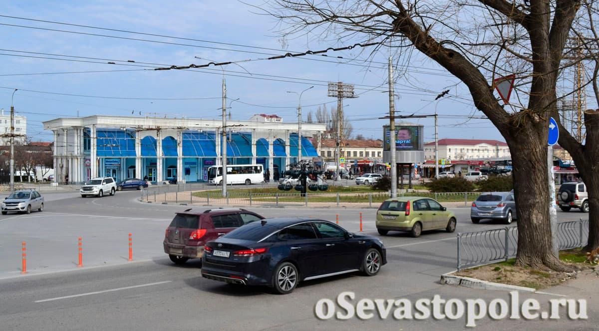 Пл. Восставших в Севастополе