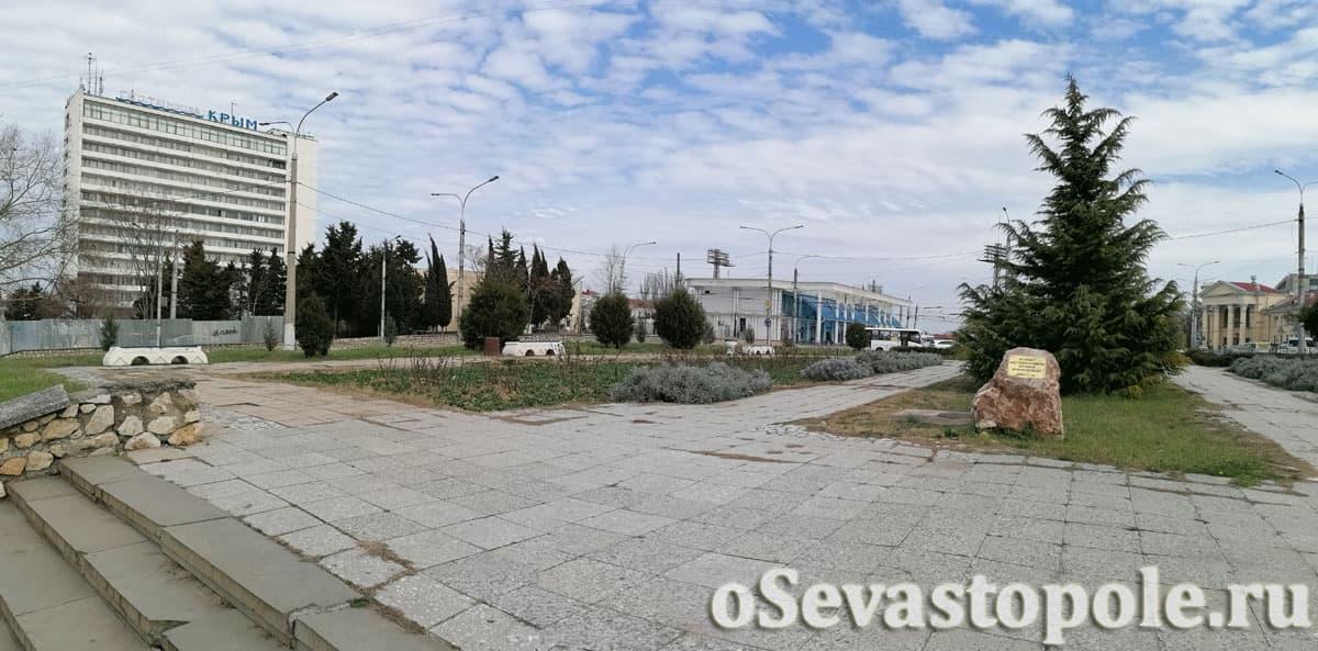 Площадь Восставших Севастополь
