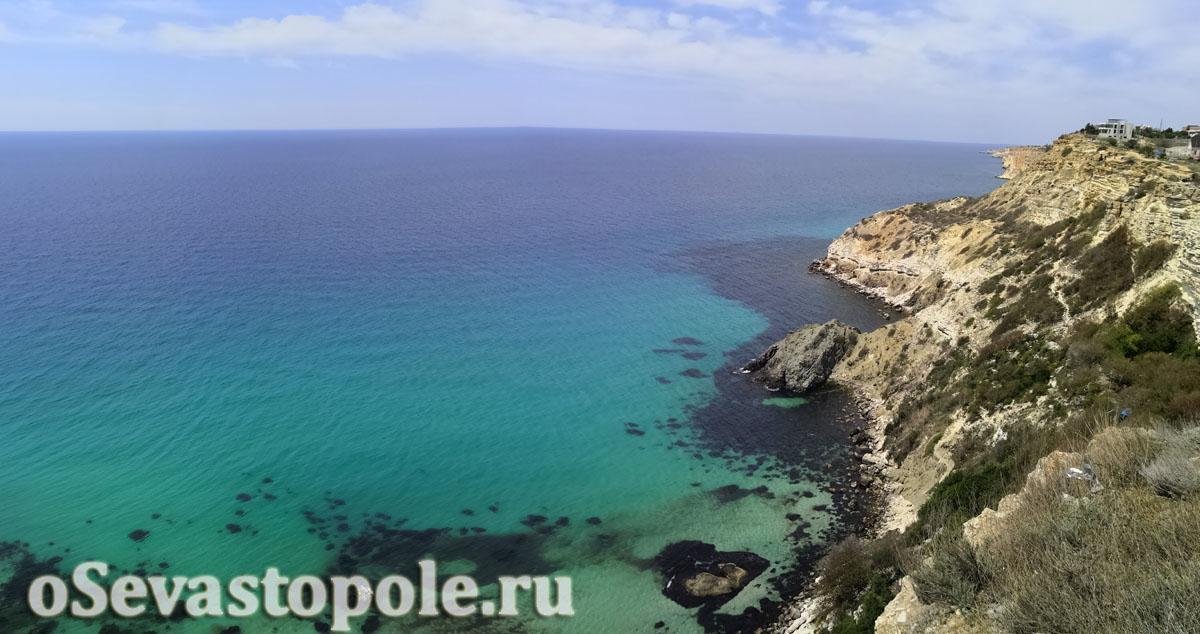 пляж Баунти Севастополь Фиолент
