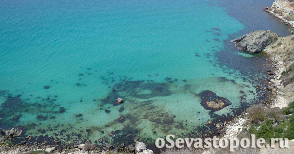 пляж Баунти Севастополь фото