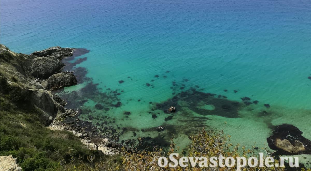 пляж Баунти Севастополь