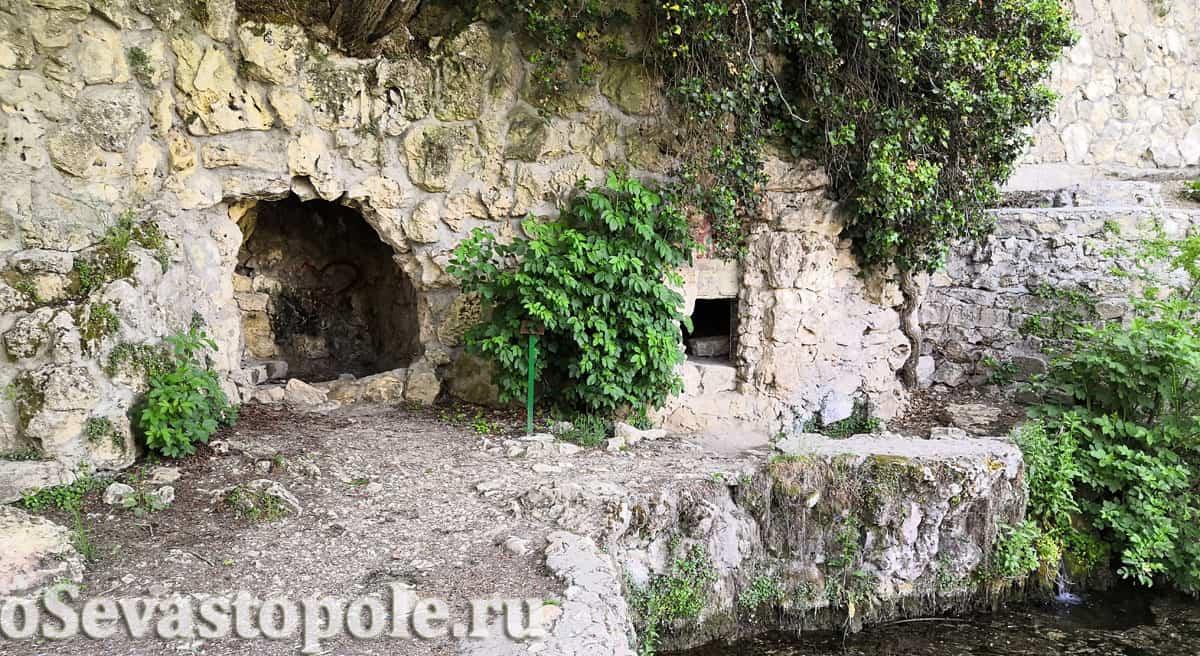 Грот на Максимовой даче Севастополь