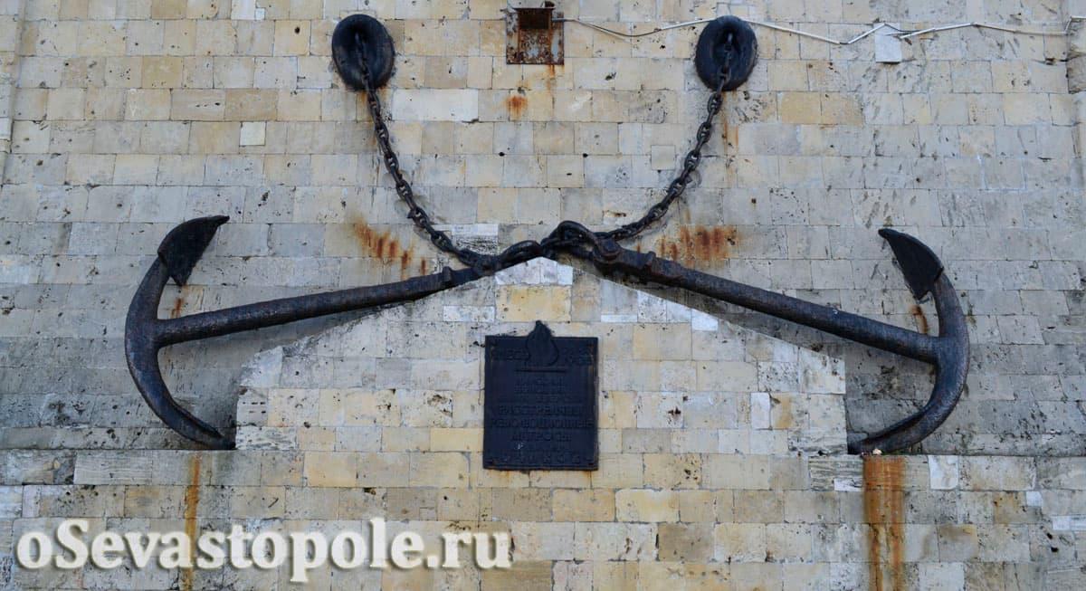 мятеж на крейсере Очаков в Севастополе