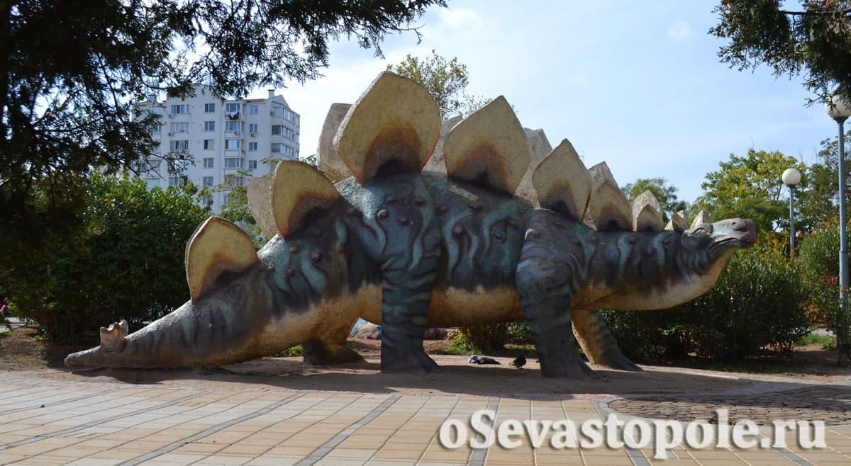 Динопарк в Севастополе
