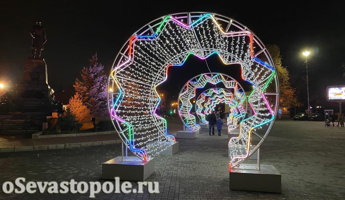 Севастополь на Новый год