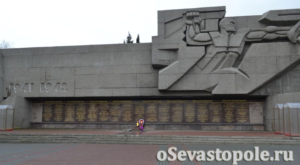 Вторая оборона Севастополя 1941-1942